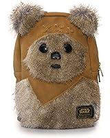 "Loungefly x Star Wars Faux Fur Ewok 13"" Mini Backpack"