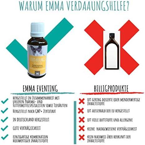 Emma ® Aide Digestive pour Chats I pour Une