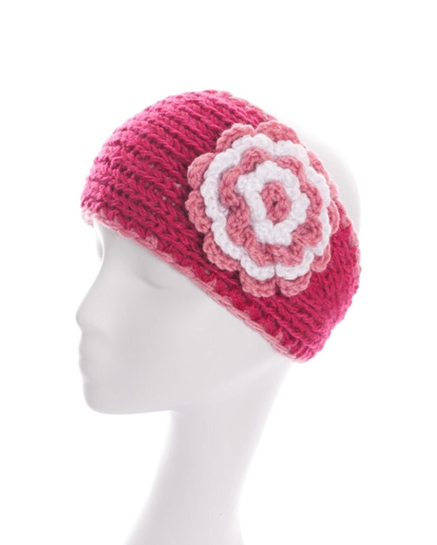 Admire Fashion Co. Women's Handmade Flower Headwrap
