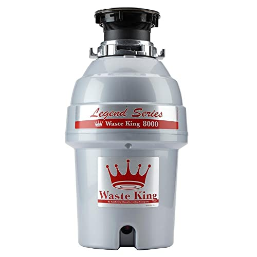 Waste King Legend Series 1 HP Garbage Disposal reviews