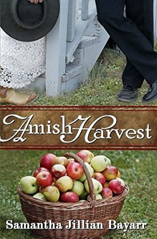 book cover of Amish Harvest