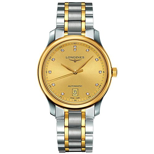 Longines Master Collection Automatic Two Tone Men's Watch...