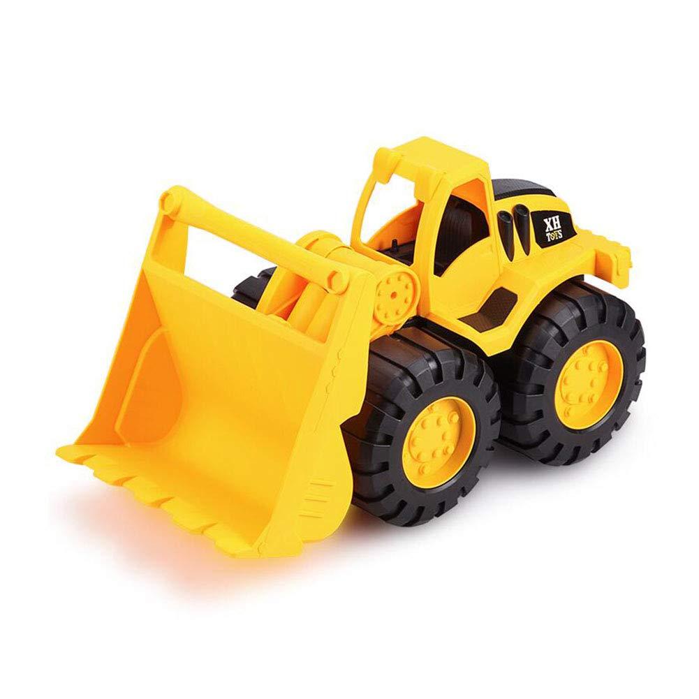 Xy Konstruktionsfahrzeuge Großer Planierraupe-Planierraupe-Bau-Fahrzeug-Jungen-Spielzeug Der Kinder (größe : M)