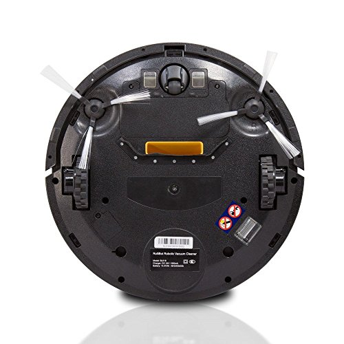 ROLLIBOT BL618– Quiet Robotic Vacuum Cleaner. Vacuum's, Sweeps, Mops with UV Light Sterilization for Hardwood, Tile, and Linoleum.