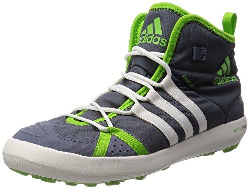 adidas - Botas de Cuero para hombre Azul ricblu/cwhite/solblu - gris/verde