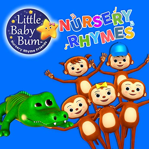 5 Little Monkeys Swinging in the Tree