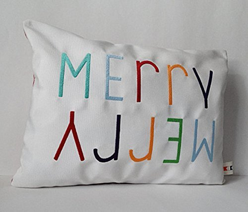 OBA Canvas Co. Pillow Cover | Welcome