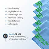 Microfiber Cleaning Cloth (12 Pack) - For