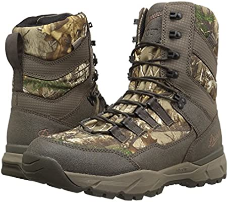 c31e68142fa Danner Men's Vital Insulated 800G Hunting Shoes Realtree Extra 10 D ...