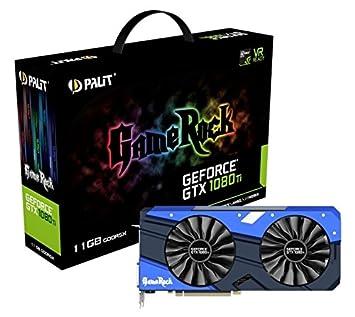 Palit GeForce GTX 1080 Ti GameRock GeForce GTX 1080 Ti 11GB ...