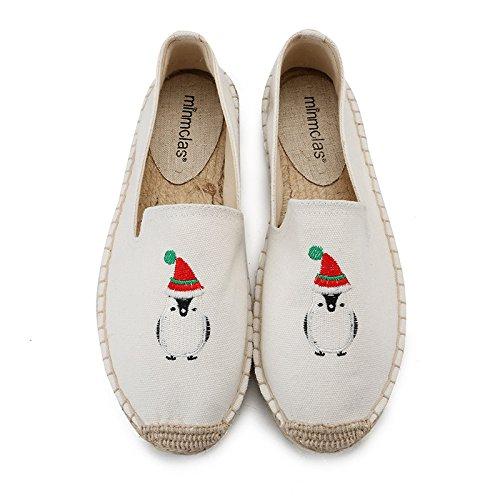 Segeltuchschuhe - Alpargatas de Sintético para Niña, Color, Talla 39 EU: Amazon.es: Zapatos y complementos