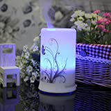 Lagute Haze LG-H04 Ultrasonic 100ML LED Air Humidifier Aroma Diffuser