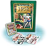 img - for 1958 What a Year It Was! & 1958 Trivia Cards: 60th Birthday or Anniversary Gift (2nd Edition, 2016) book / textbook / text book
