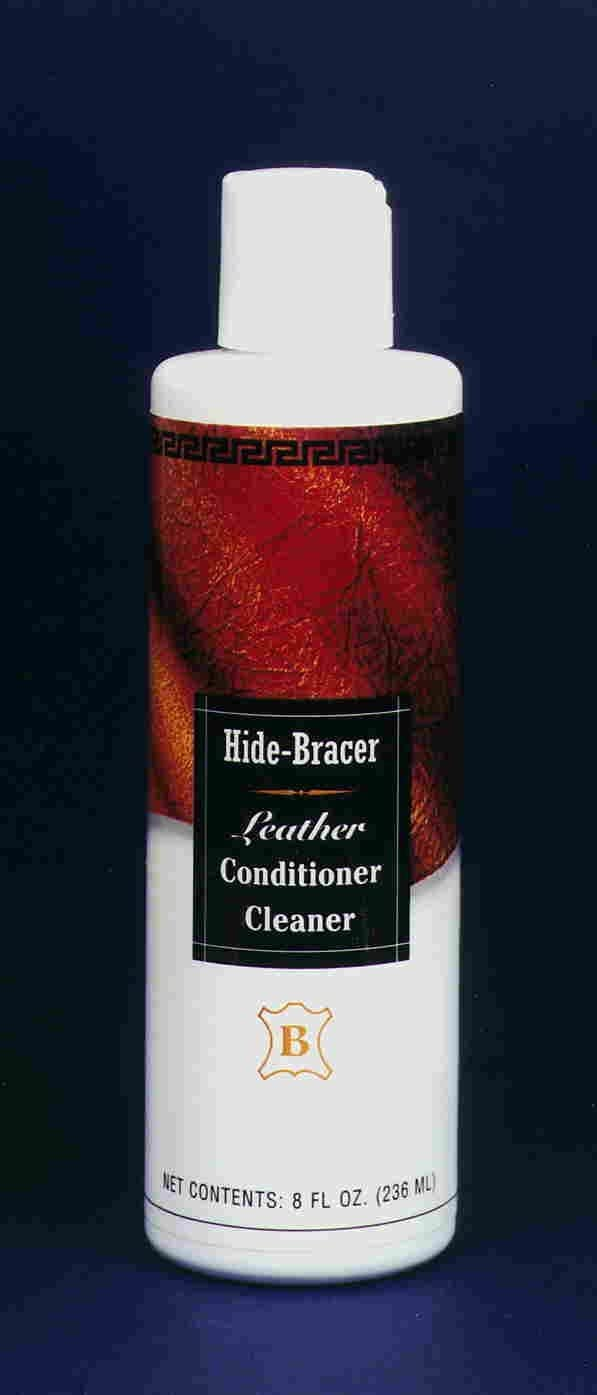 Hide Bracer Leather Conditioner - 8 oz