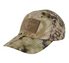 CONDOR TCM-003 Mesh Tactical Cap Tan: Amazon.es: Ropa y accesorios