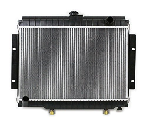 Radiator - Cooling Direct For/Fit 0583 73-85 JEEP CJ SERIES L6/V8 3.8/4.2/5.0L AT/MT (1973 73 Jeep)