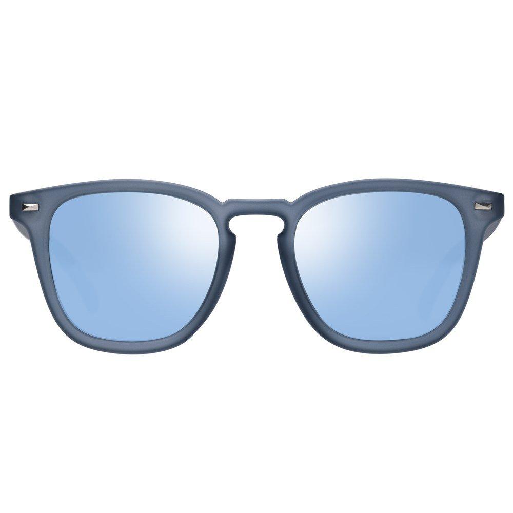 Le Specs Hommes sans lunettes de soleil biggie Une Taille Gris q2HEkj