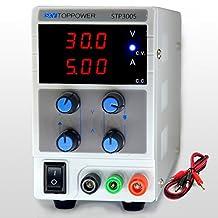 SKYTOPOWER Variable DC Power Supply 30V 5A Switchable 110/220V