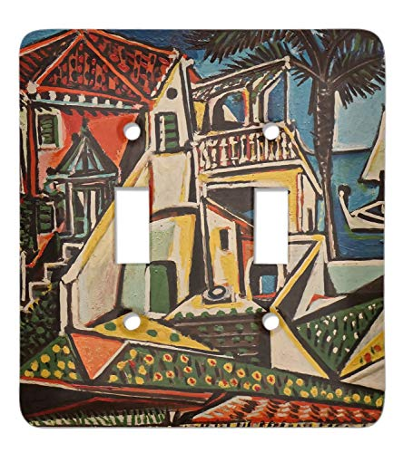 Mediterranean Landscape by Pablo Picasso Light Switch for sale  Delivered anywhere in USA