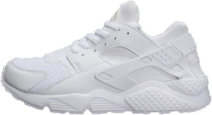 Air Huarache Men's Triple White Pure