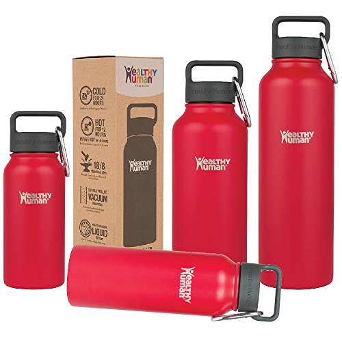 Healthy Human Water Bottle Insulated