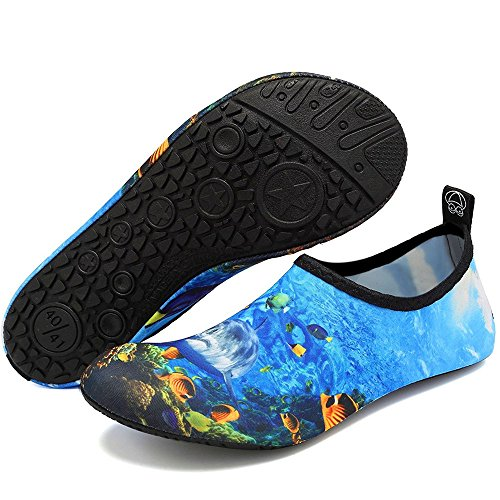 Kids Girls Deepsea Snorkeling Running Beach Diving Skin Exercise Children Aqua Pool Surfing Shoes Boys Shoes Water Swim BOLOG Barefoot Women Yoga Socks for fdBqId