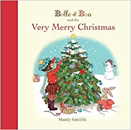 Image result for belle and boo very merry christmas