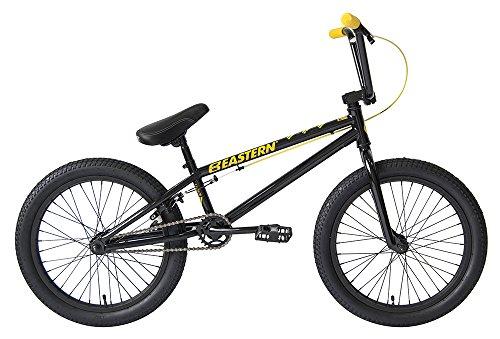"Eastern Bikes Lowdown BMX Bicycle, Gloss Black, 20""/One Size"
