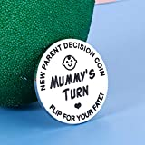 New Baby Gift for Parent Mom Daddy Funny Decision