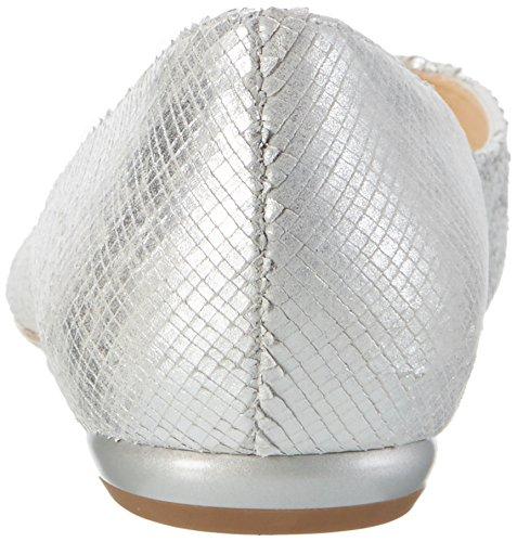 HÖGL Damen 3-10 Geschlossene 0006 7600 Geschlossene 3-10 Ballerinas Silber (Silber7600) 66c0f1
