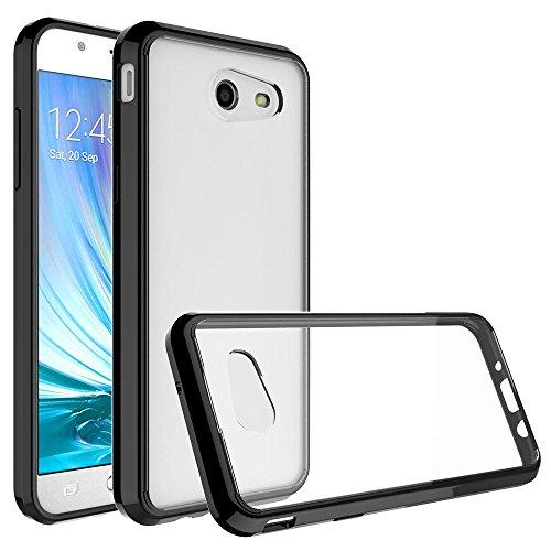 Slim Shockproof Case for Samsung Galaxy J3 (Black) - 5
