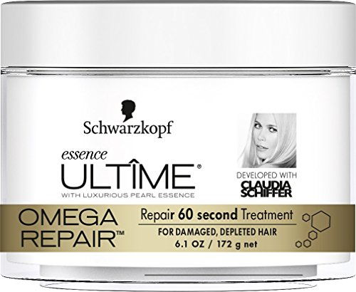 Price comparison product image Ultime Omega Repair 60 SeConditioner Treatment 6.1 Ounce (180ml) (3 Pack)