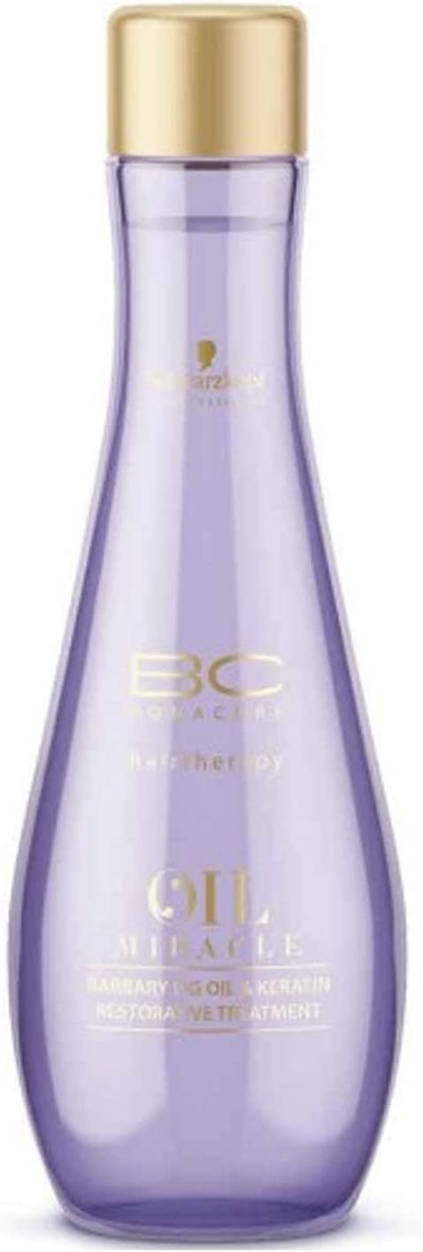 Schwarzkopf Professional BC Oil Miracle Barbary Fig Oil Treatment Tratamiento Capilar - 100 ml