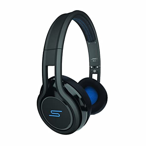 322fbdde95e Image Unavailable. Image not available for. Colour: SMS Audio STREET by 50  Cent Wired On-Ear Headphones ...