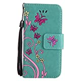 iPhone 5c Case, TIPFLY Luxury Folio Flip Multipurpose - Best Reviews Guide