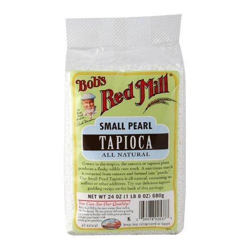 Bob's Red Mill Small Pearl Tapioca - 24 oz - 2 pk