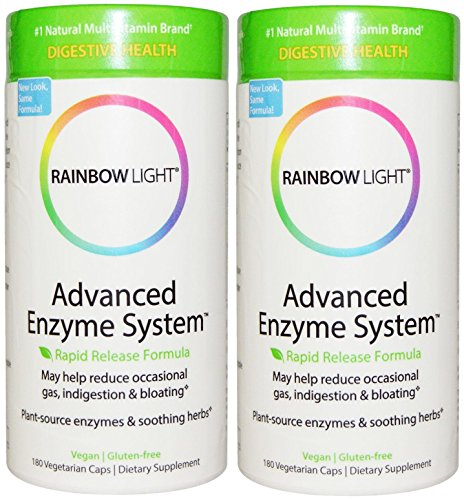 Luz de arco iris avanzado sistema enzimático 360 (2 x 180)