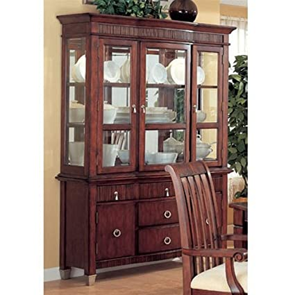 Amazon.com: Barrington kitchen buffet and hutch from MPO ...