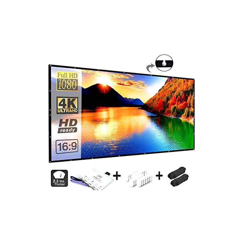 120 inch Projection Screen by MonTex Sol