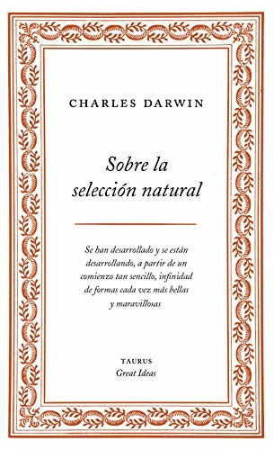 Descargar Libro Sobre La Selección Natural Charles Darwin