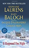 It Happened One Night, Stephanie Laurens and Mary Balogh, 0061354163