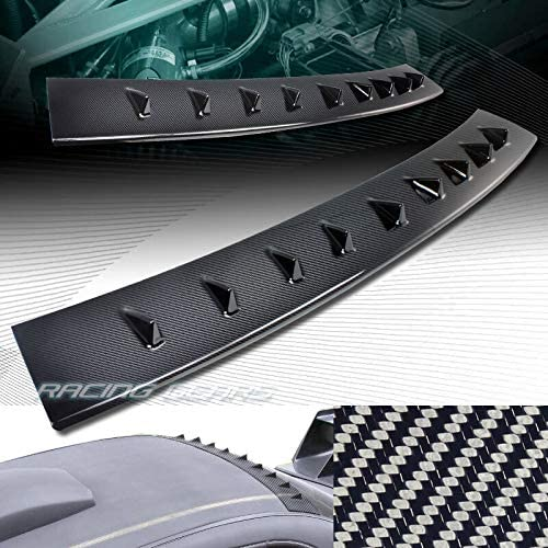 Carbon Rear Window Roof Spoiler OE Style Wing For Subaru Impreza WRX STI 02-07