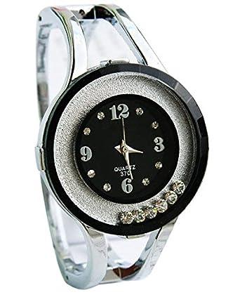 Addic Analog Black Dial Women's Watch - W112