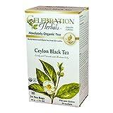 Celebration Herbals Black Tea Ceylon Organic 24 Tea Bag, 43Gm