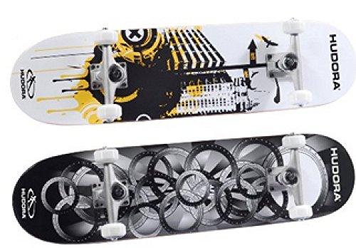 最安値で  Hudora Freak 3.0 12545 Freak Skateboard 100 % Canadian Maple 12545 [並行輸入品] Wood ABEC 5 Assorted Colours [並行輸入品] B00YBT7JIM, 正直屋:ffc26e91 --- a0267596.xsph.ru