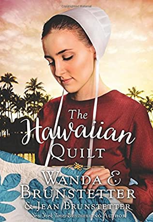 book cover of The Hawaiian Quilt