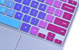 Colorful Keyboard Cover for 2020-2017 Samsung