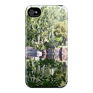 New Arrival Case Cover With WeXXA4394zdMhs Design For Iphone 4/4s- Lakeview 1