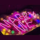 Light Up Letters Neon Signs, Pink Marquee Letter