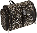 Travelon Hanging Toiletry Kit, Leopard, One Size